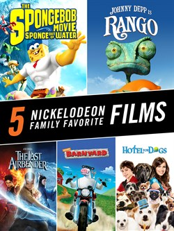 Buy Genre 5 Movie Bundle – Nick Family Favorites from Microsoft.com