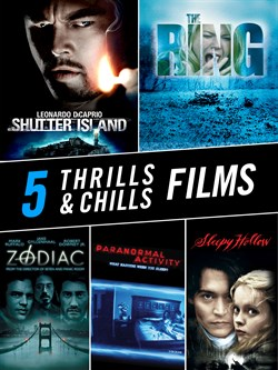 Genre 5 Movie Bundle – Thrills & Chills