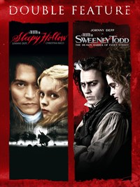 Sleepy Hollow & Sweeney Todd Double Feature