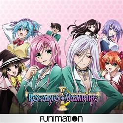 Rosario + Vampire (Original Japanese Version)