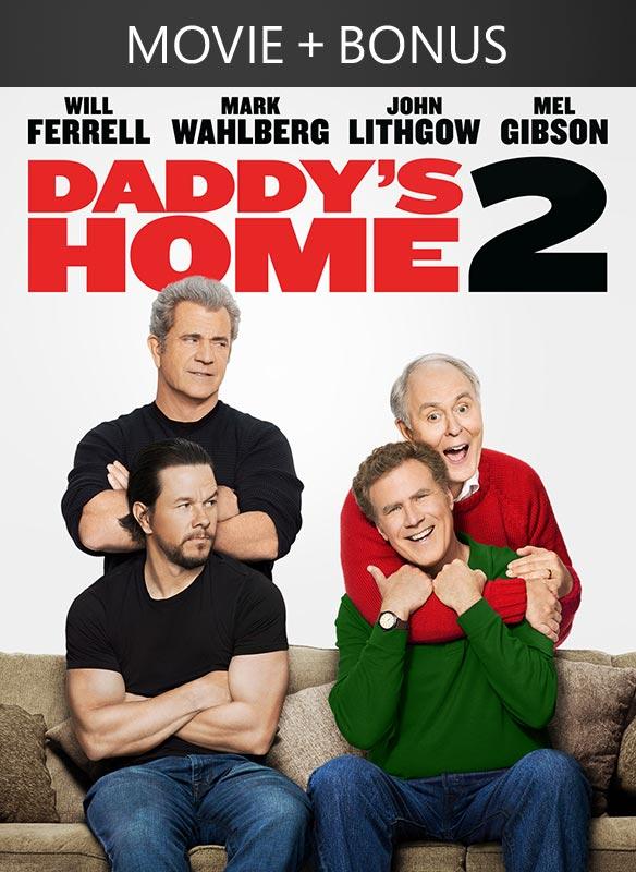 Daddy's Home 2 + Bonus