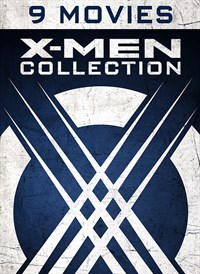 X-Men 9-Movie Collection