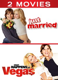Just Married + What Happens In Vegas 2-Movie Collection