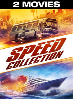 Speed 2 Movie Collection
