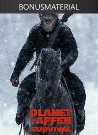 Planet der Affen: Survival + Bonus