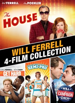 Buy Will Ferrell 4-Film Collection from Microsoft.com