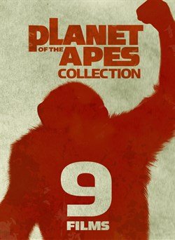 Planet of the Apes 9-Movie Collection