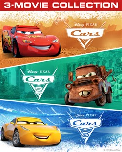 Cars 1-3 Collection