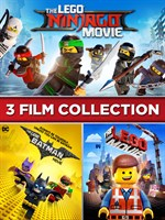 Buy The Lego Movie 3 Film Collection Microsoft Store