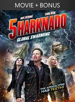 Sharknado 5: Global Swarming (Plus Bonus)