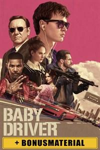 Baby Driver (+ Bonusmaterial)