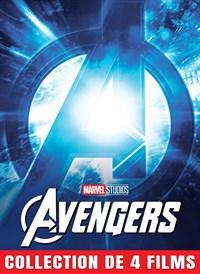 Avengers : collection de 4 films