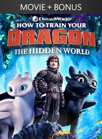 How to Train Your Dragon: The Hidden World + Bonus