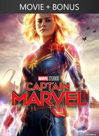 Marvel Studios' Captain Marvel + Bonus