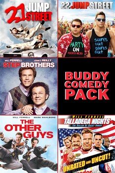 Buddy Comedy Pack