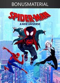 Spider-Man: A New Universe + Bonus