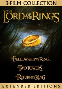 Lord of the Rings Trilogy: Extended Edition