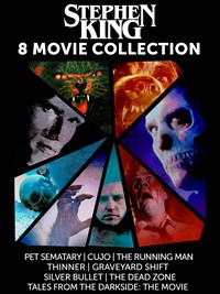 Stephen King 8-Movie Collection