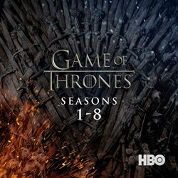 Buy Game of Thrones: Seasons 1-8 from Microsoft.com