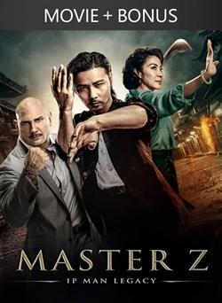 Master Z: Ip Man Legacy + Bonus