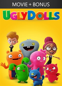 UglyDolls + Bonus