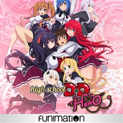 High School DxD - Uncut