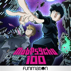 Mob Psycho 100 (Simuldub)