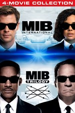 Buy Men In Black 4 Movie Collection Microsoft Store