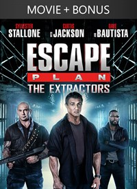 Escape Plan: The Extractors + Bonus