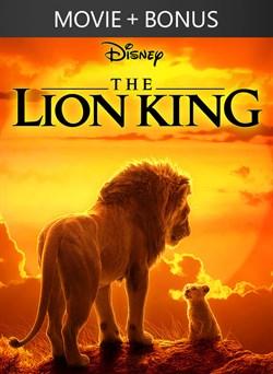 The Lion King (2019) + Bonus