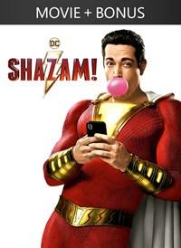 Shazam! + Bonus