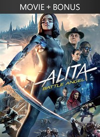 Alita: Battle Angel + Bonus