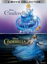 Cinderella Signature and Cinderella Live Action Bundle