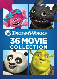 Dreamworks 36-Movie Collection