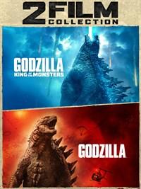 Godzilla / Godzilla King Of The Monsters / 2 Film Collection