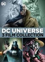 Buy Batman Hush 3 Film Collection Microsoft Store