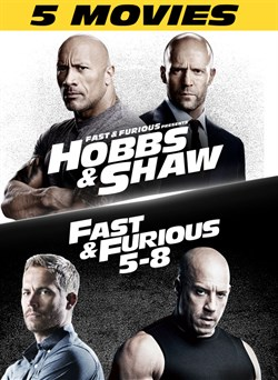 Buy Hobbs & Shaw 5-Movie Bundle (Extended) from Microsoft.com