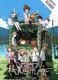 Digimon Adventure Tri: Chapter 1, Reunion