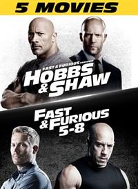 Hobbs & Shaw 5-Movie Bundle