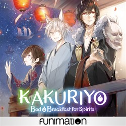 Kakuriyo -Bed & Breakfast for Spirits- Uncut