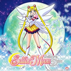 Sailor Moon Sailor Stars
