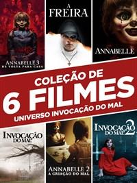 Coleção: Universo Invocação do Mal - 6 Filmes