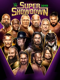 WWE: Super ShowDown 2019