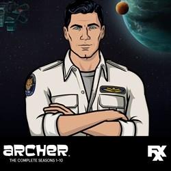 Archer Seasons 1-10