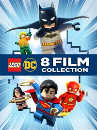 LEGO DC 8-Film Collection