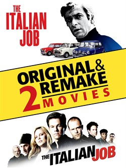 Buy The Italian Job 1969 & 2003 from Microsoft.com