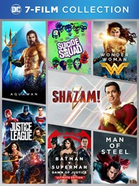 DC 7-Film Collection (2019)