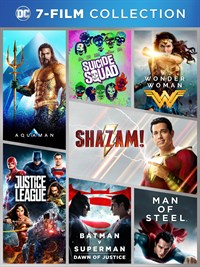 DC 7 Movie Collection