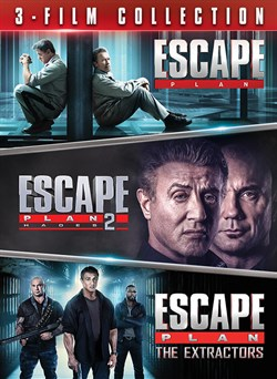 Escape Plan Triple Feature