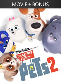 The Secret Life Of Pets 2 + Bonus